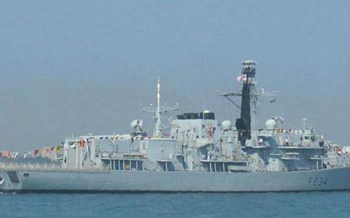 The South African Navy will welcome a British Royal Navy ship to Cape Town in grand style. Picture: Wikimedia Commons.