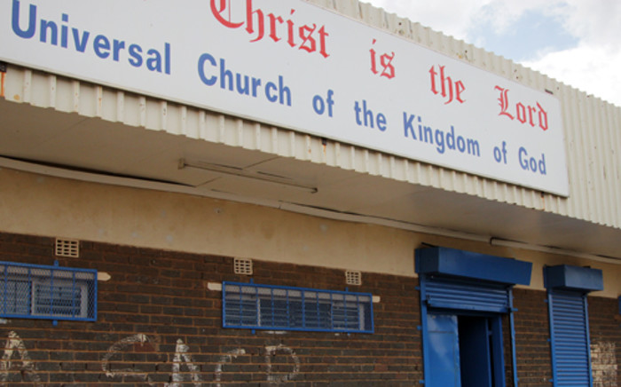 The Church in Zola, Soweto, where a young woman was allegedly raped by a pastor. Picture: Sebabatso Mosamo/EWN