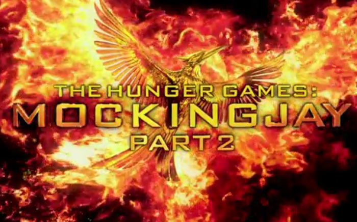 Screenshot from 'The Hunger Games: Mockingjay - Part 2' official trailer via YouTube.