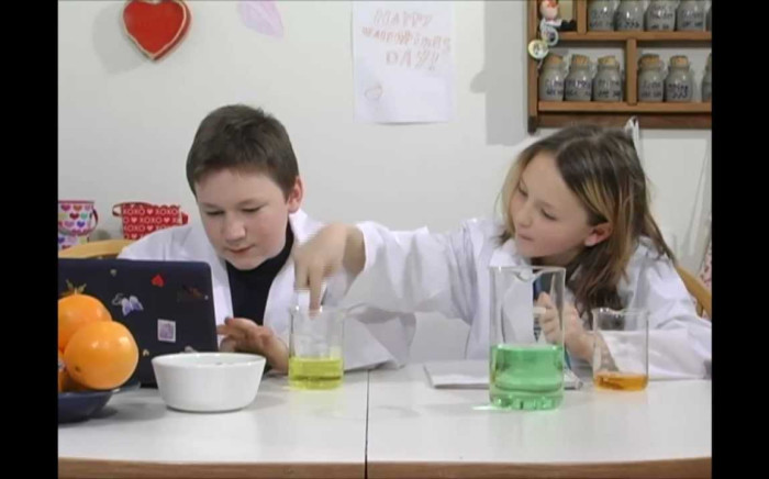 Science lab. Picture: Supplied