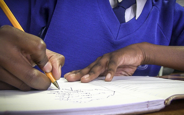 Umalusi says it's clear that a teacher or a supervisor was dictating answers to pupils at the affected schools. Picture: EWN.