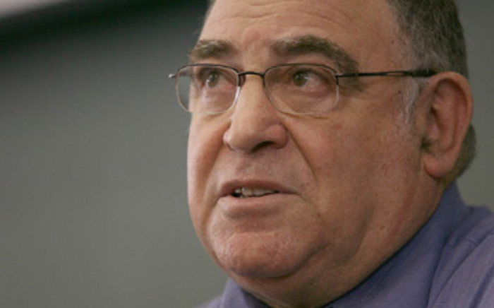FILE: On Tuesday Kasrils said people should write the word 'no' on their ballot papers to make a political point.