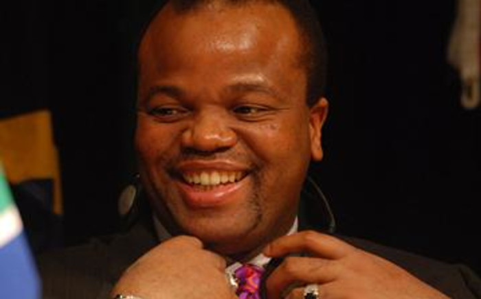 King Mswati III. Picture: Supplied
