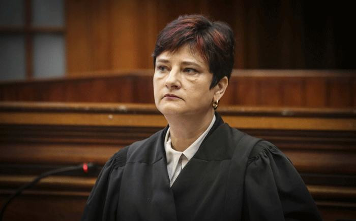 Senior state advocate Susan Galloway begins her closing arguments in the Henri van Breda case in the Western Cape  High Court on 12 February 2018. Picture: Cindy Archillies/EWN