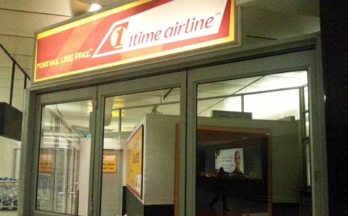 1time shut down its offices after it filed for liquidation on 2 November, 2012. Picture: Sheldon Morais/EWN.