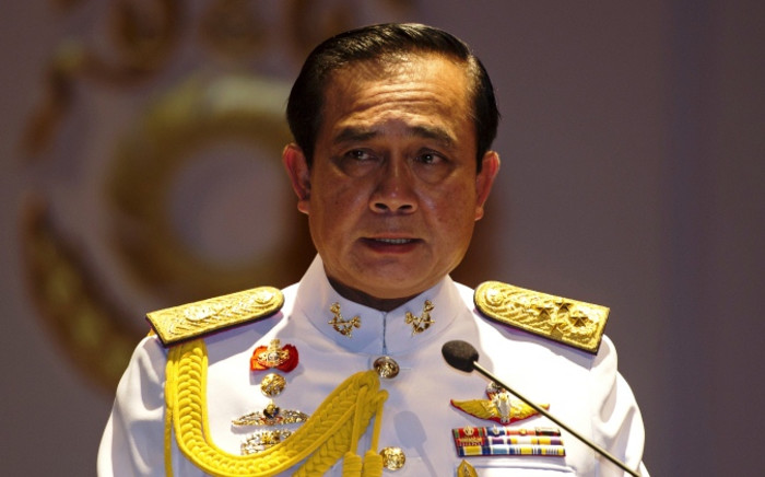 FILE: Prime Minister of Thailand Prayut Chan-ocha. Picture: AFP