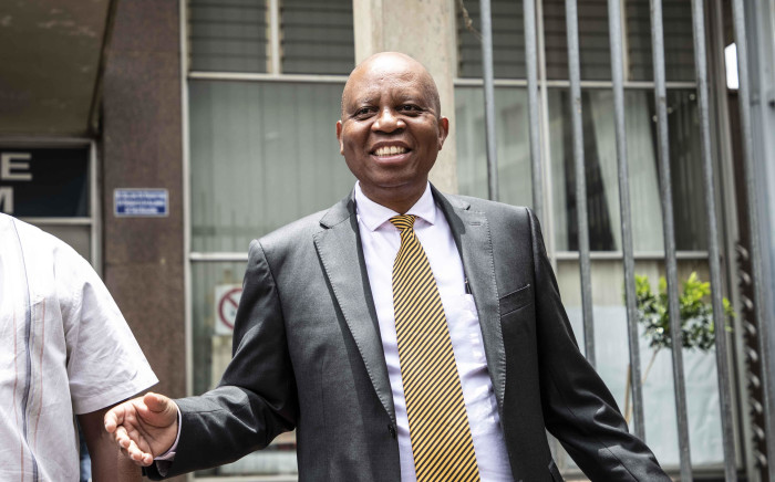 FILE: Johannesburg Mayor Herman Mashaba. Picture: Abigail Javier/EWN