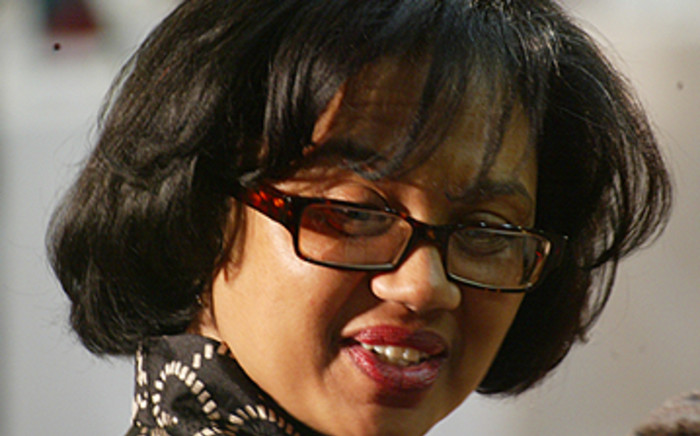 Fisheries Minister Tina Joemat-Pettersson. Picture: EWN.