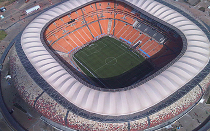 An arial view of Soccer City in Soweto. Picture: Aki Anastasiou/Eyewitness News