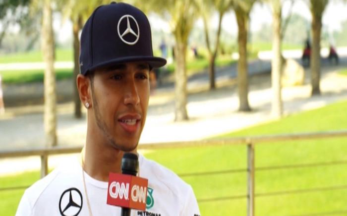 Formula One World Champion Lewis Hamilton. Picture: AFP.