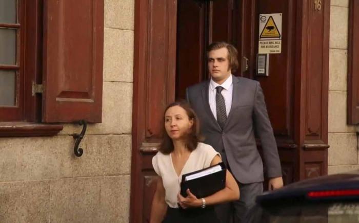 Triple murder accused Henri van Breda. Picture: Cindy Archillies/EWN