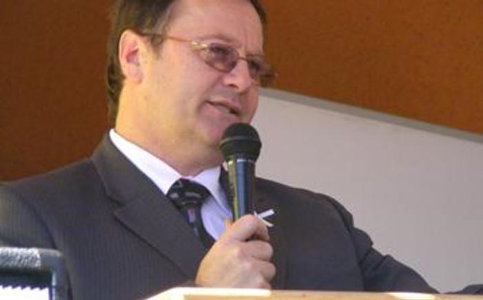FILE: Western Cape local government MEC Anton Bredell. Picture: EWN.