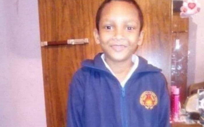 Nine-year-old Miguel Louw who was allegedly murdered by his mother's boyfriend Mohamed Ebrahim. Picture: Nkosikhona Duma/EWN