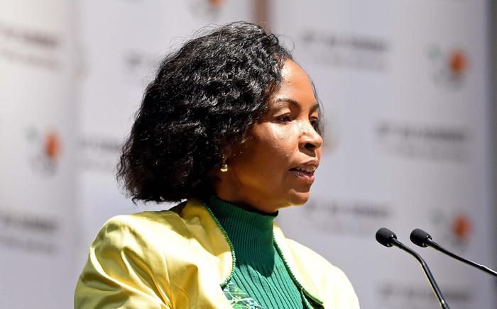 FILE: Minister of International Relations and Cooperation, Maite Nkoana-Mashabane. Picture: GCIS.