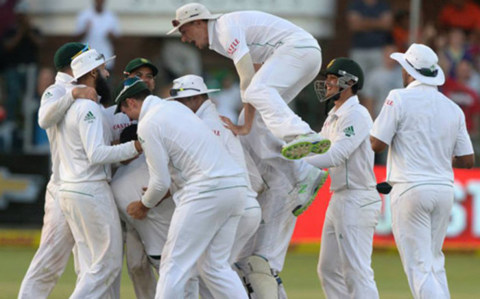 South Africa put a sensational 231-run victory to level the Test series in Port Elizabeth on Sunday. Picture: Facebook.