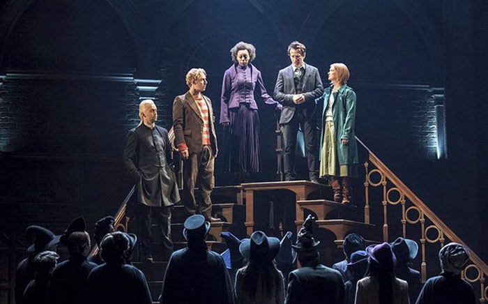 Harry Potter And The Cursed Child won a record-breaking nine Olivier Awards. Picture: @OliverAwards/Twitter.