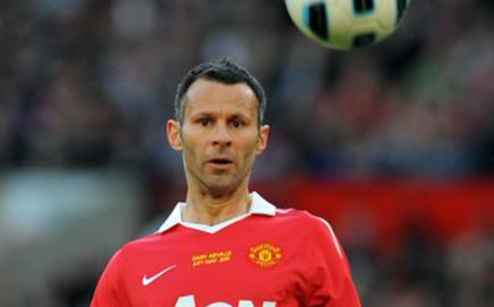 Ryan Giggs. Picture: AFP