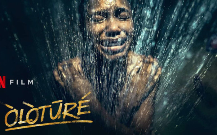 Tobore Ovuorie's remarkable story has been turned into a hit Netflix film, 'Oloture', which has shone a bright light on one of Nigeria's darkest trades. Picture: Netflix.