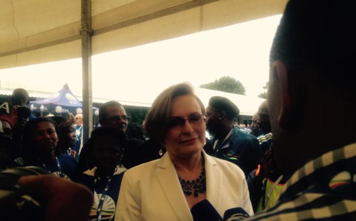 Democratic Alliance (DA) leader Helen Zille. Picture: Govan Whittles/EWN.