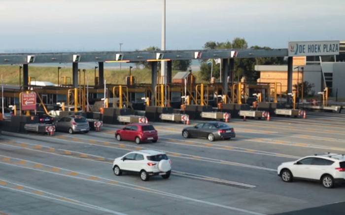The De Hoek Toll Plaza on the N3. Picture: Supplied
