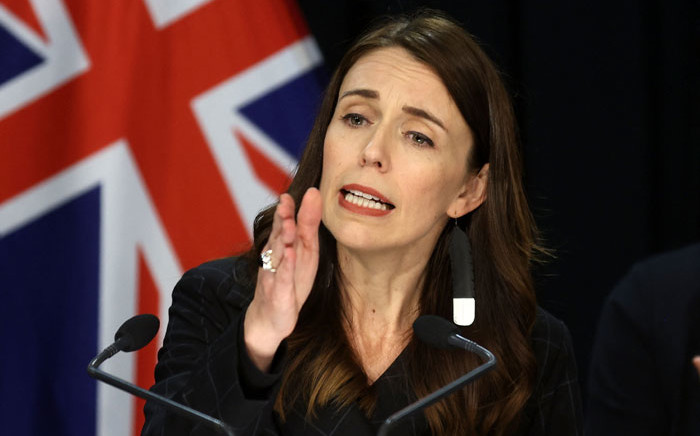 FILE: The country's centre-left Prime Minister Jacinda Ardern declared a 'climate emergency' last year, saying urgent action was needed for the sake of future generations. Picture: Marty Melville/AFP.