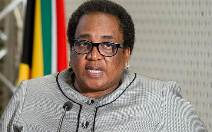 FILE:  Mildred Oliphant. Picture: GCIS
