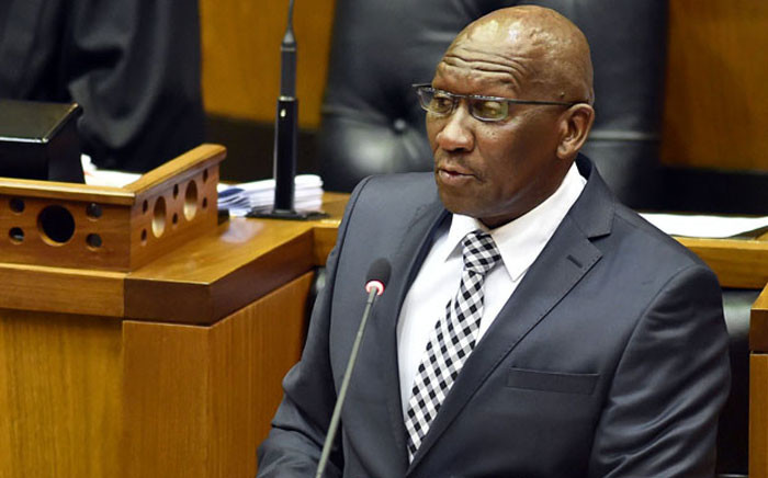 FILE: African National Congress (ANC) national executive committee (NEC) member Bheki Cele. Picture: GCIS.