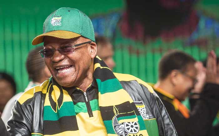 FILE: President Jacob Zuma at the ANC national policy conference at Nasrec on 30 June 2017. Picture: Thomas Holder/EWN