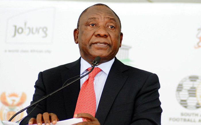 South African deputy president, Cyril Ramaphosa. Picture: GCIS.