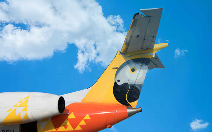 Fastjet airline. Picture: Supplied.