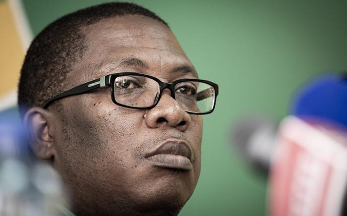 FILE: Gauteng Education MEC Panyaza Lesufi. Picture: Sethembiso Zulu/EWN