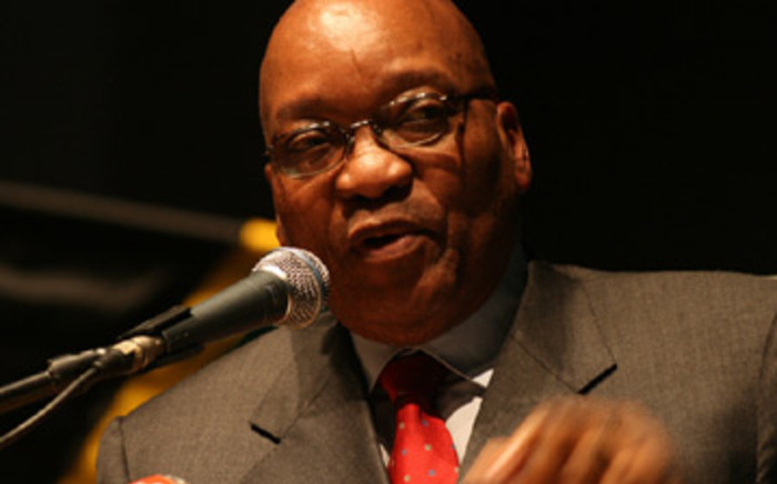 President Jacob Zuma hosted the National Orders Awards on April 27, 2012.