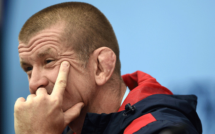 Graham Rowntree. Picture: AFP