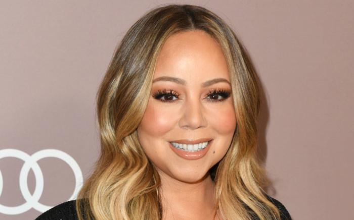 Mariah Carey. Picture: AFP
