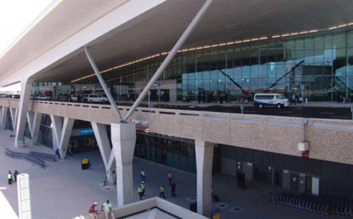 FILE: State Security says the second girl was stopped just 10 days after the first girl was stopped at Cape Town International Airport.