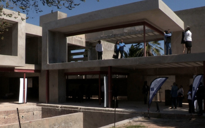 Julius Malema's Sandton mansion fetched R5.9m at an auction. Picture: Sebabatso Mosamo/EWN