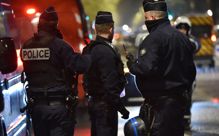 FILE: French Police. Picture: AFP