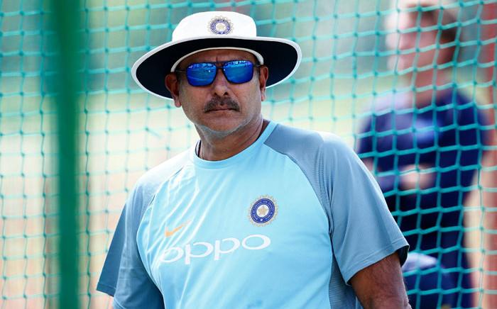 India coach Ravi Shastri. Picture: AFP