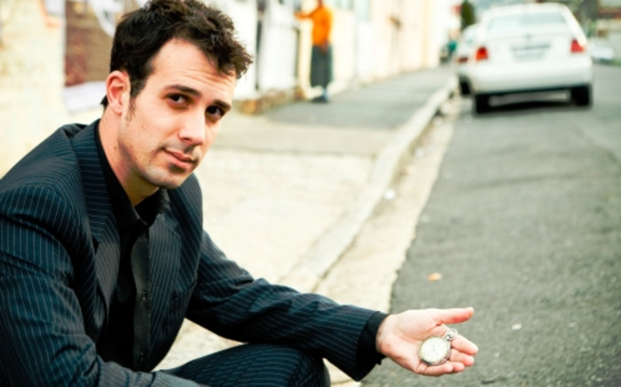 South African illusionist Bryan Miles. Picture: Supplied.