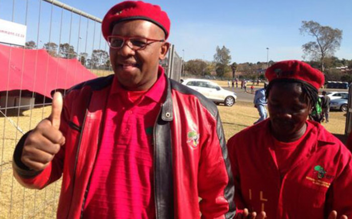 EFF national chair Dali Mpofu says they will explain exactly what has happened during coalition talks, at a press conference tomorrow. Picture: EWN
