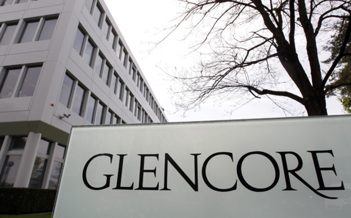 The headquarters of Glencore in Switzerland. Picture: EPA.