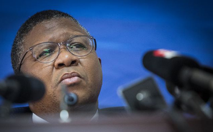 FILE: Fikile Mbalula. Picture: Sethembiso Zulu/EWN