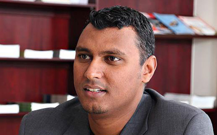 South African Institution of Civil Engineering CEO Manglin Pillay. Picture: Facebook