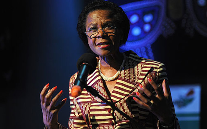 Leader of the Agang, Mamphela Ramphele. Picture: Werner Beukes/SAPA