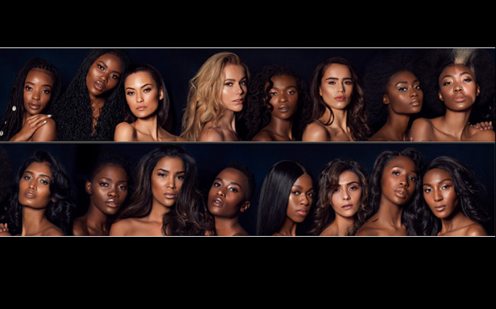 Miss South Africa contestants. Picture: Miss SA Facebook.
