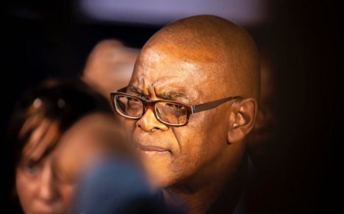 FILE: ANC secretary-general Ace Magashule at the IEC Results Operations Centre on 10 May 2019. Picture: Kayleen Morgan/EWN