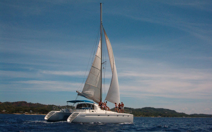 File image of a catamaran. Picture: http://imgkid.com/