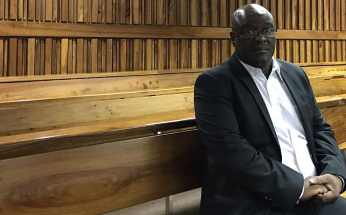 Dr Barney Selebano seen at the Johannesburg High Court on 29 November 2017. Picture: Masego Rahlaga/EWN