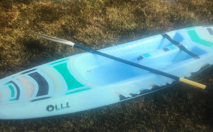 The body of a man who went missing while kayaking at Zandvlei has been recovered. Picture: NSRI