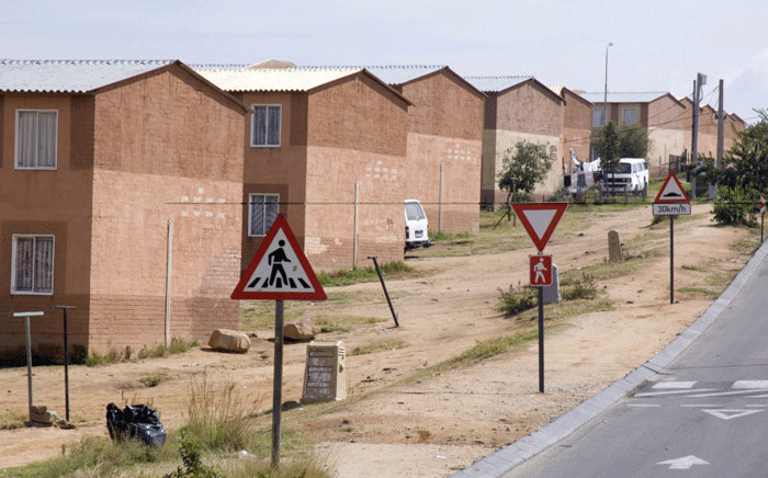 RDP houses in East Bank, Alexandra. Picture: brandsouthafrica.com